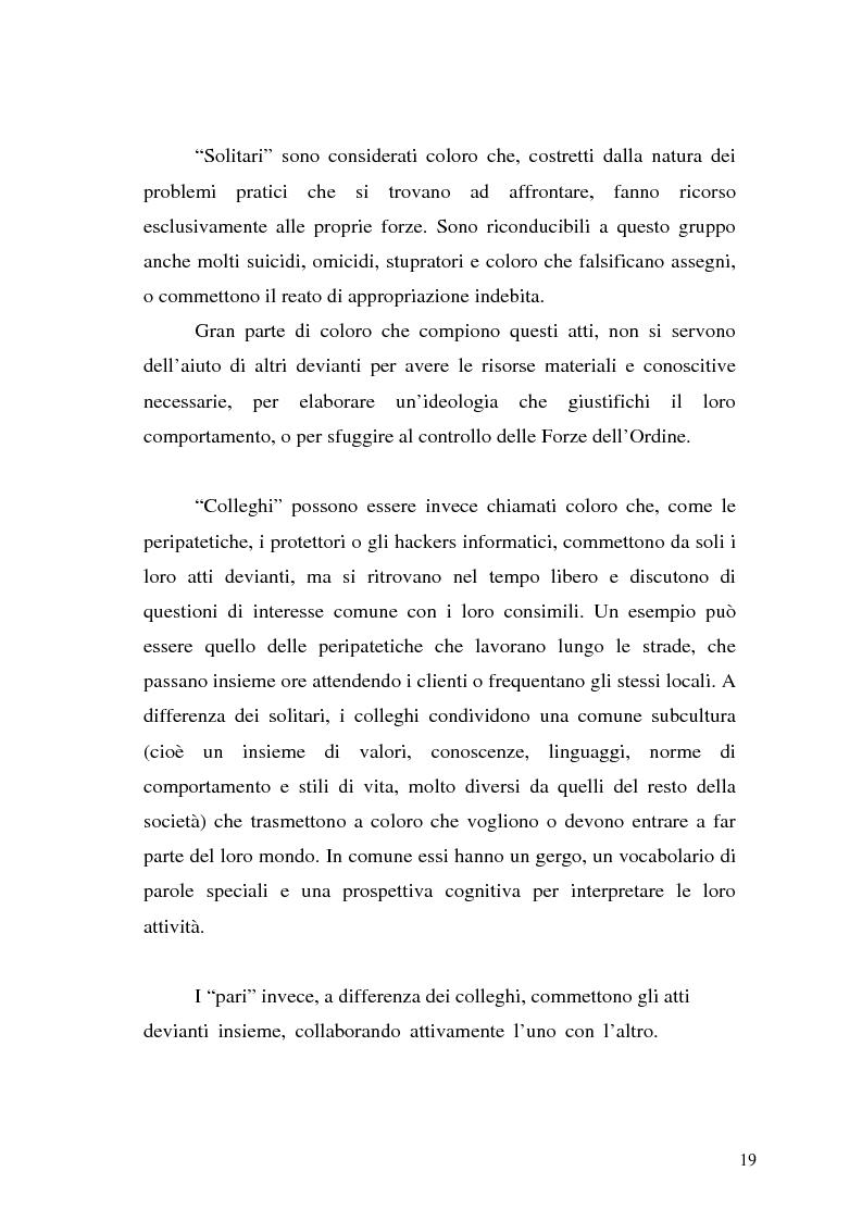 Anteprima della tesi: Comunicare la sicurezza a Perugia, Pagina 15