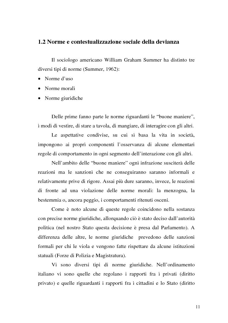 Anteprima della tesi: Comunicare la sicurezza a Perugia, Pagina 7