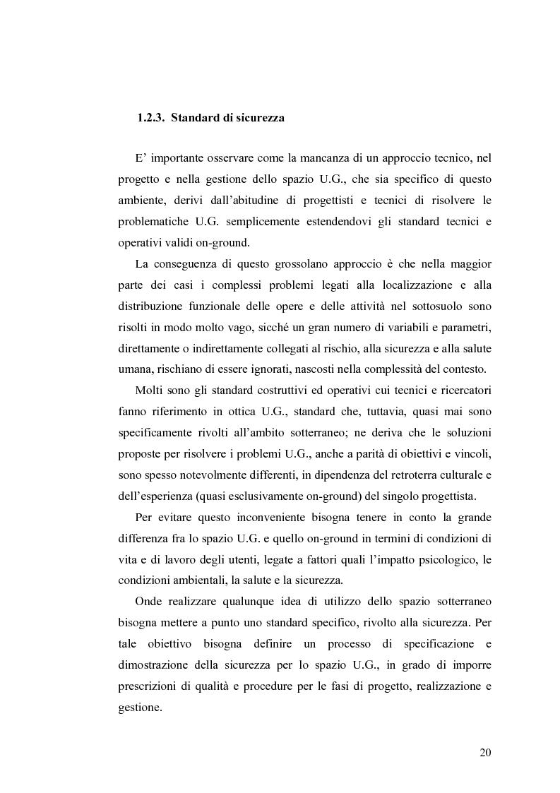 Anteprima della tesi: Tecnologie e Metodologie per la Sicurezza negli Spazi Underground, Pagina 15