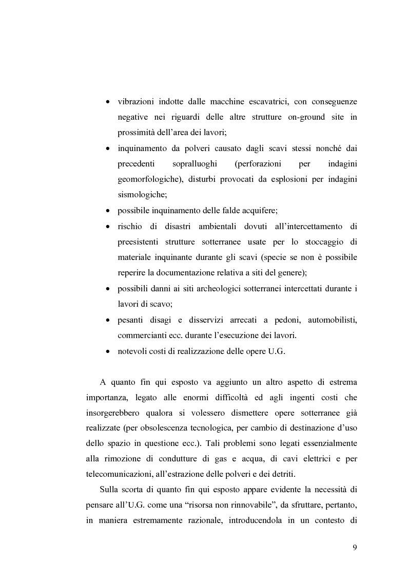 Anteprima della tesi: Tecnologie e Metodologie per la Sicurezza negli Spazi Underground, Pagina 4