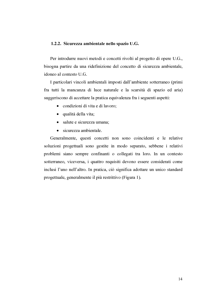 Anteprima della tesi: Tecnologie e Metodologie per la Sicurezza negli Spazi Underground, Pagina 9