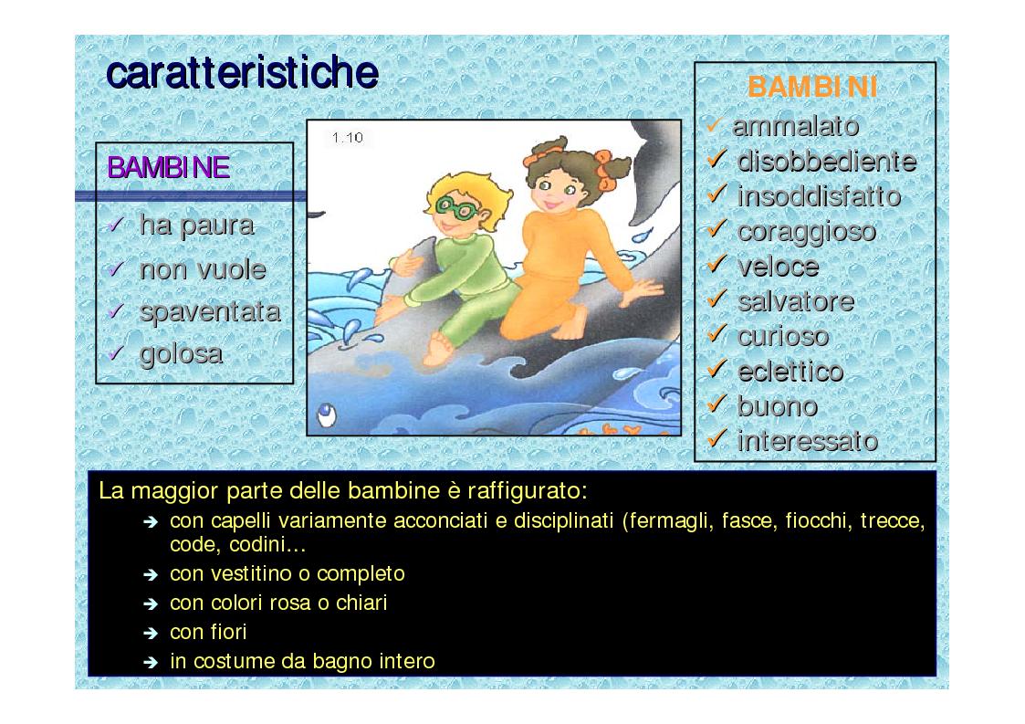 Anteprima della tesi: Genere e socializzazione scolastica. Una ricerca sulla rappresentazione dei modelli sessuali nei libri di testo per la scuola elementare, Pagina 16