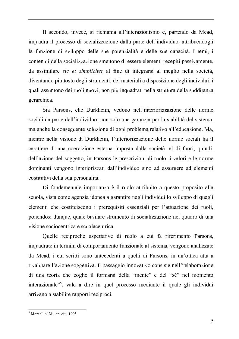 Anteprima della tesi: Il Karate: aspetti sociali, educativi e culturali, Pagina 5