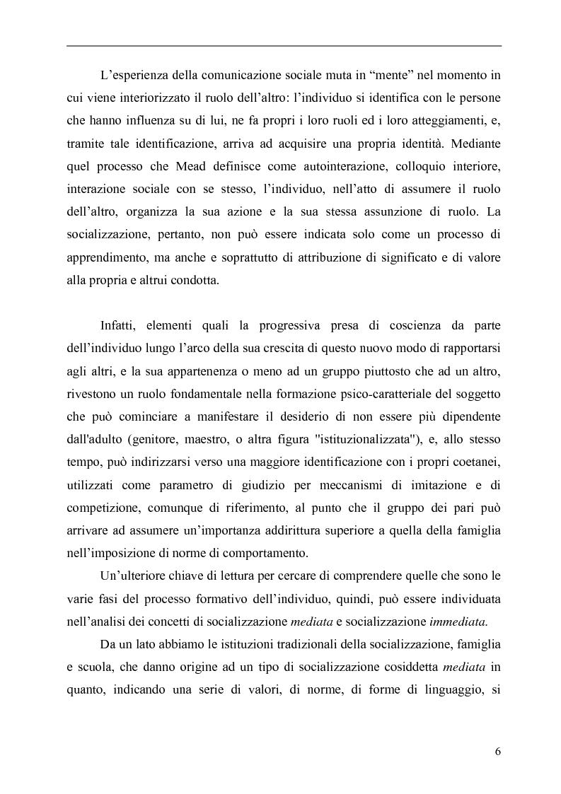 Anteprima della tesi: Il Karate: aspetti sociali, educativi e culturali, Pagina 6