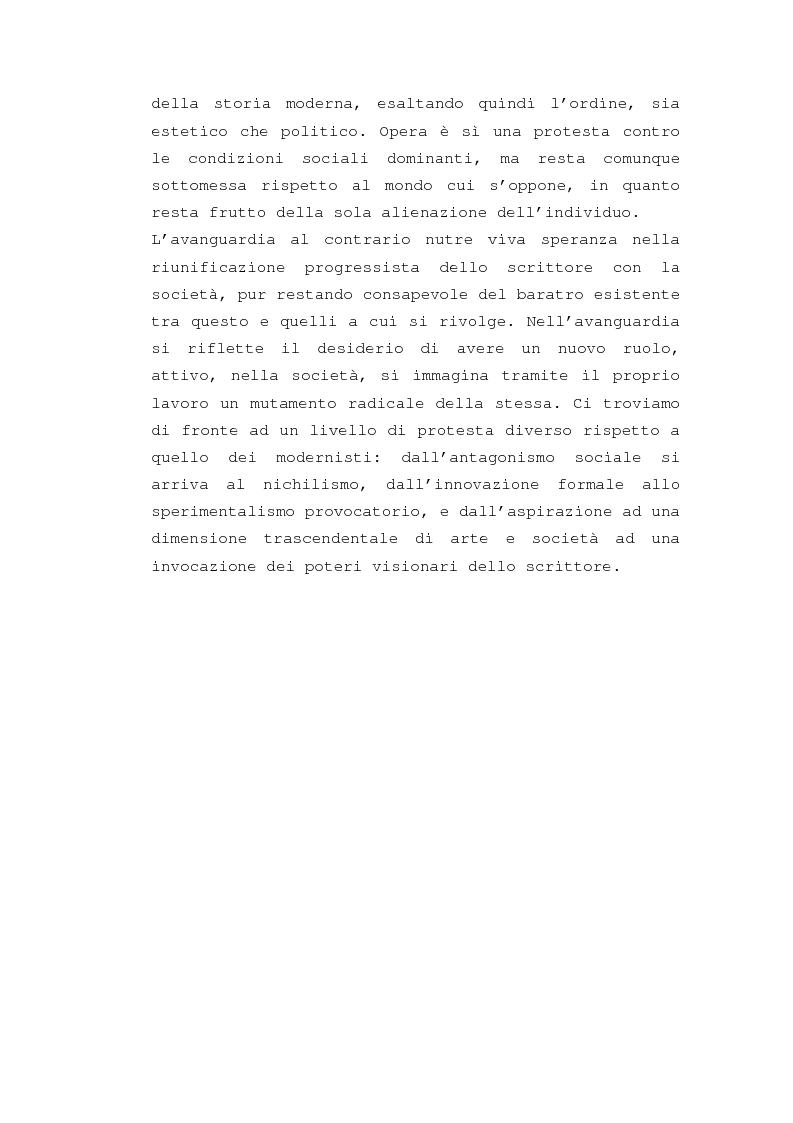 """Anteprima della tesi: Il """"dereglement"""" della simbolizzazione: interpretazione analitica della poesia Le Vocali di Rimbaud, Pagina 12"""