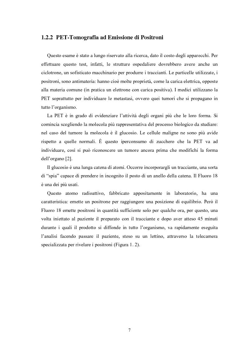 Anteprima della tesi: Studio di rivelatori a conteggio di fotoni per applicazioni medicali, Pagina 7