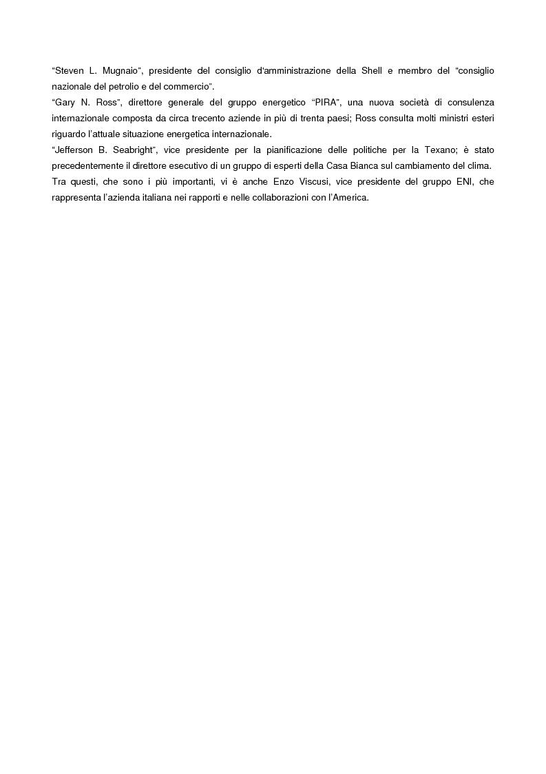 Anteprima della tesi: Le strategie energetiche degli U.S.A.: risorse, innovazioni tecnologiche e prospettive future, Pagina 5