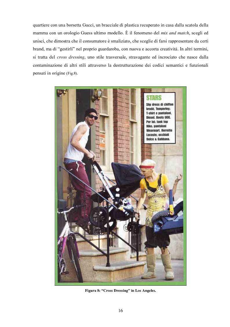 Anteprima della tesi: Moda tra immagine ed identità, Pagina 15