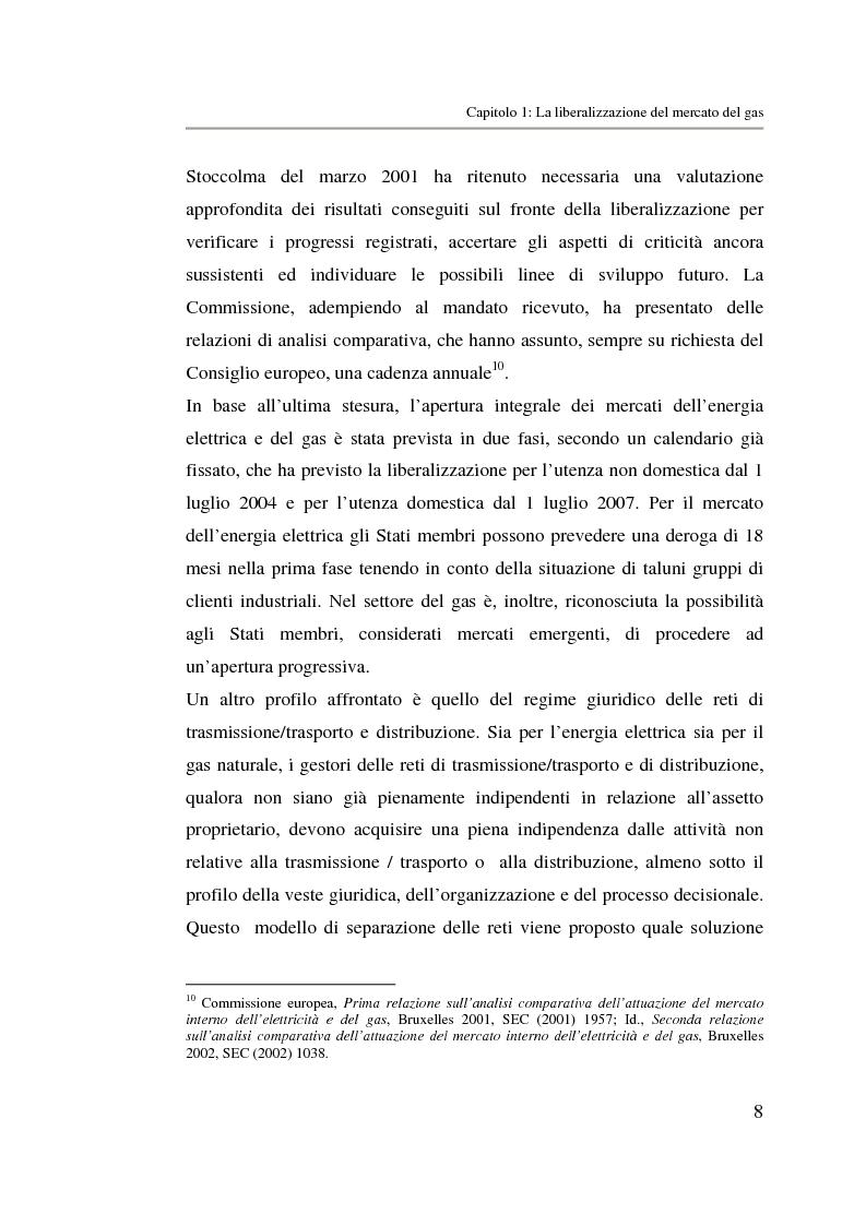 Anteprima della tesi: Analisi strategica di un ente di public utilities: Il caso Italgas Più, Pagina 11