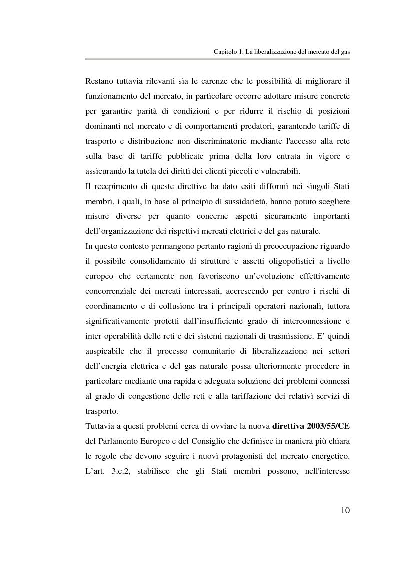 Anteprima della tesi: Analisi strategica di un ente di public utilities: Il caso Italgas Più, Pagina 13