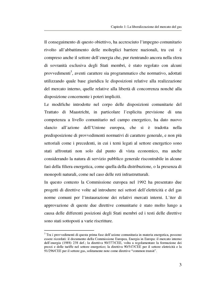 Anteprima della tesi: Analisi strategica di un ente di public utilities: Il caso Italgas Più, Pagina 6