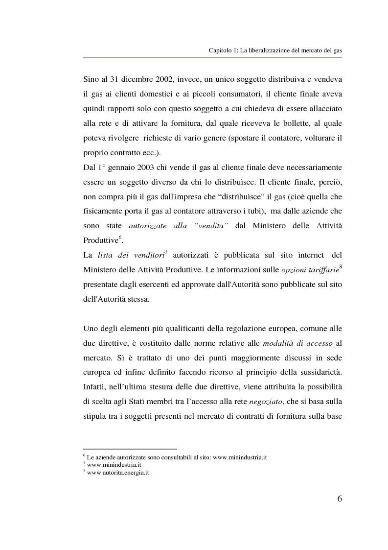 Anteprima della tesi: Analisi strategica di un ente di public utilities: Il caso Italgas Più, Pagina 9