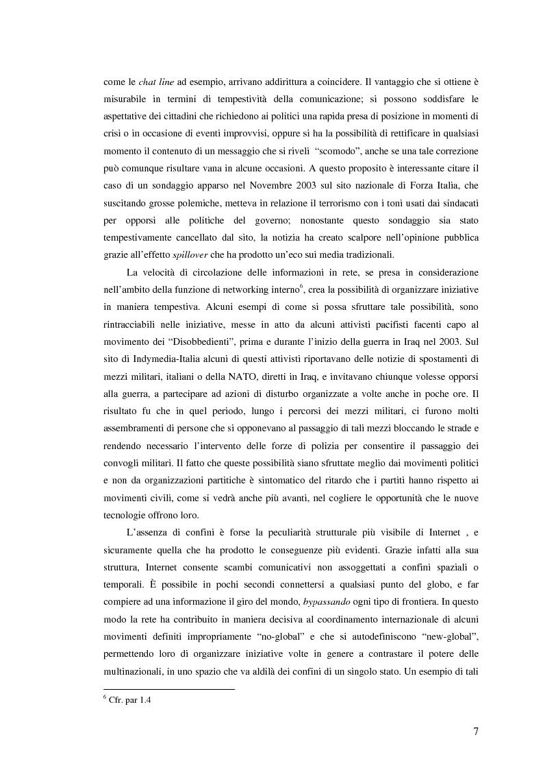 Anteprima della tesi: I giovani di sinistra online, Pagina 4