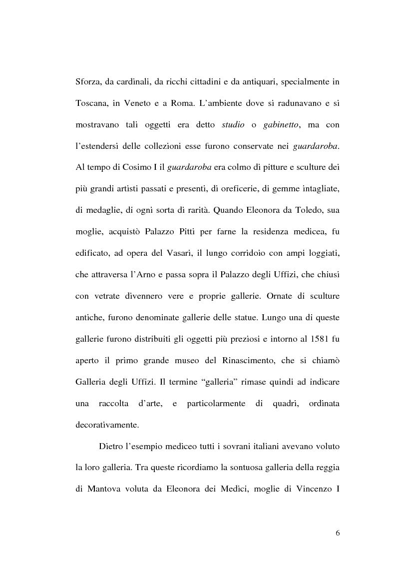 Anteprima della tesi: Il museo come spazio di comunicazione: El Museo Nacional Centro de Arte Reina Sofia di Madrid, Pagina 6
