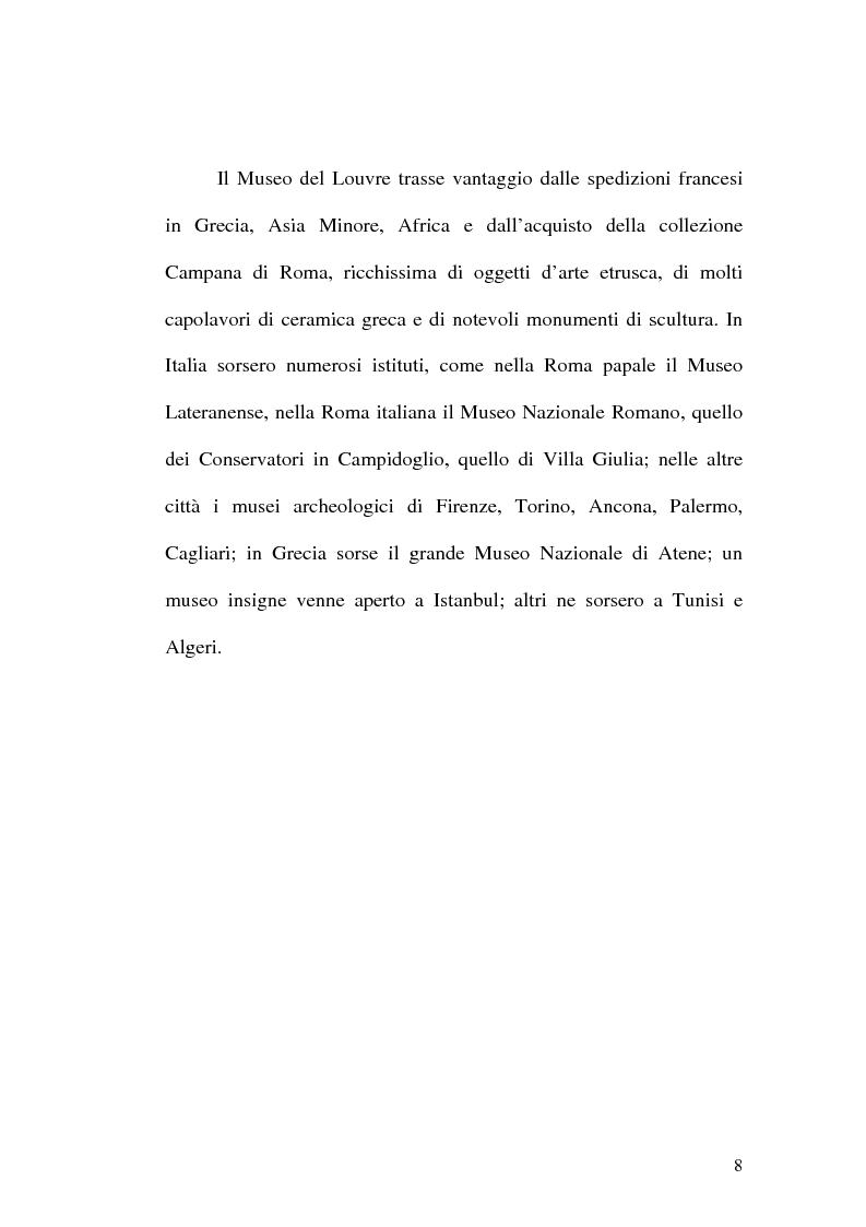 Anteprima della tesi: Il museo come spazio di comunicazione: El Museo Nacional Centro de Arte Reina Sofia di Madrid, Pagina 8
