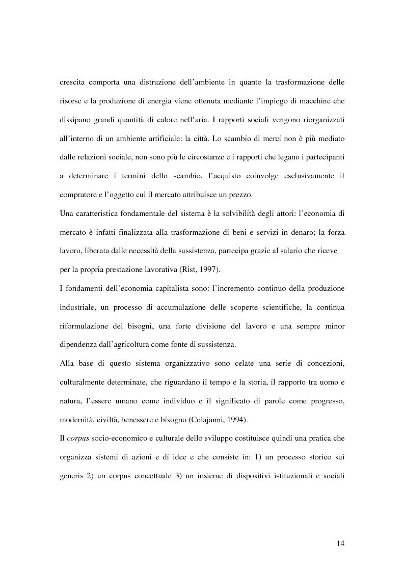 Anteprima della tesi: L'acqua tra pratiche discorsive e realtà: le dimensioni sociali, culturali e simboliche nella gestione delle risorse idriche, Pagina 10