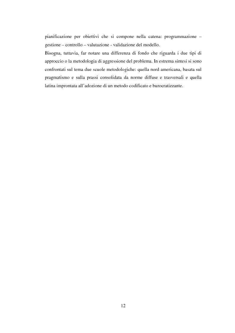 Anteprima della tesi: Semplificazione e partecipazione nella pubblica amministrazione. L'esperienza della A.S.L. di Cremona, Pagina 8