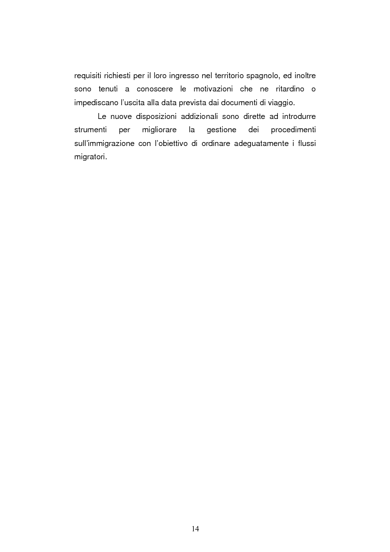 Anteprima della tesi: Le leggi sull'immigrazione e l'integrazione dei musulmani in spagna nella seconda metà del XX secolo, Pagina 12