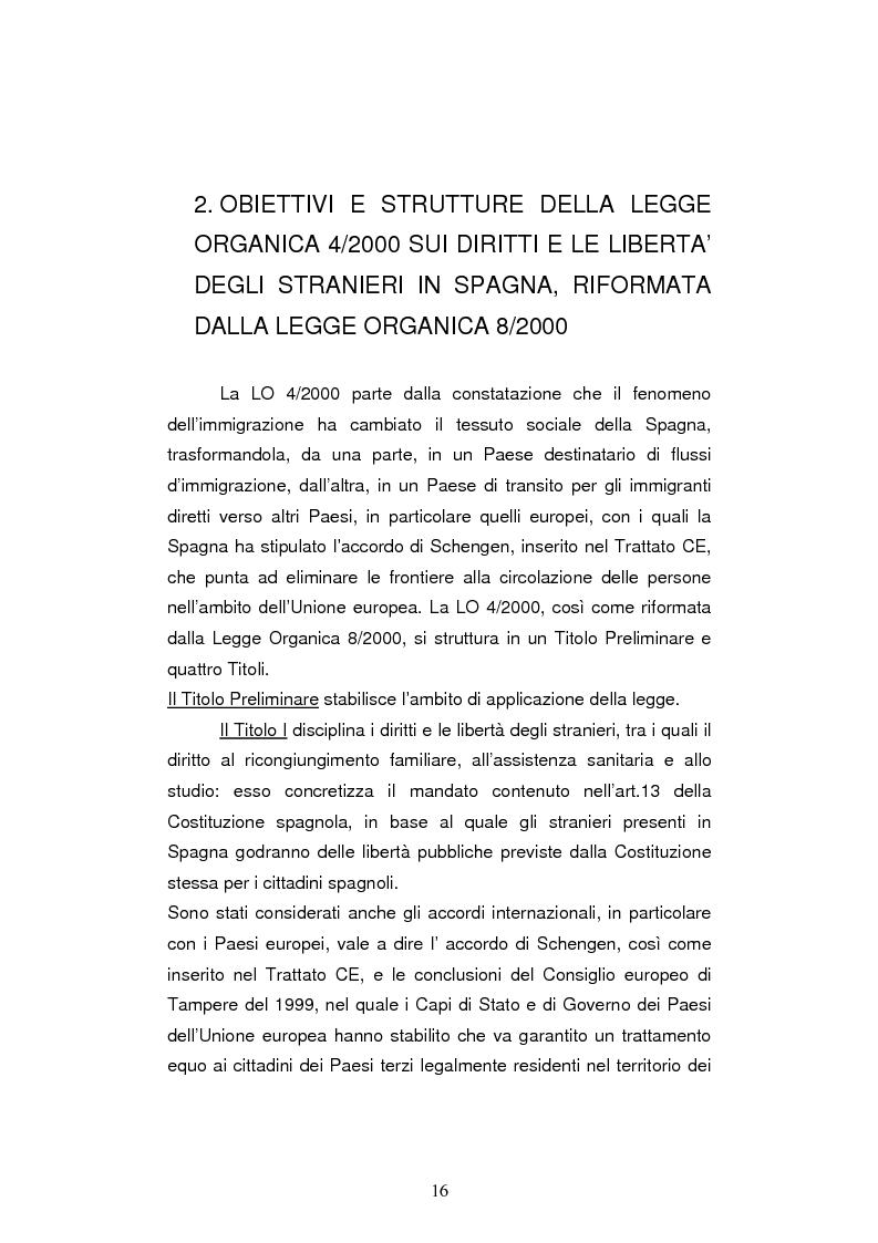 Anteprima della tesi: Le leggi sull'immigrazione e l'integrazione dei musulmani in spagna nella seconda metà del XX secolo, Pagina 14