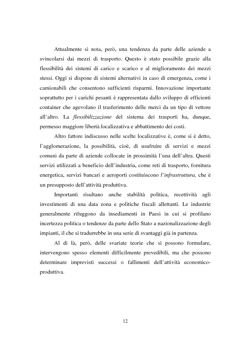 Anteprima della tesi: Il fenomeno della deindustrializzazione in Germania: ipotesi di riconversione funzionale a Duisburg e Düsseldorf, Pagina 12