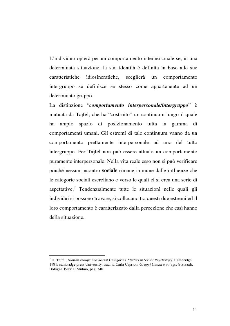 Anteprima della tesi: Strategie interpretative per la costruzione sociale della telerealtà, Pagina 11