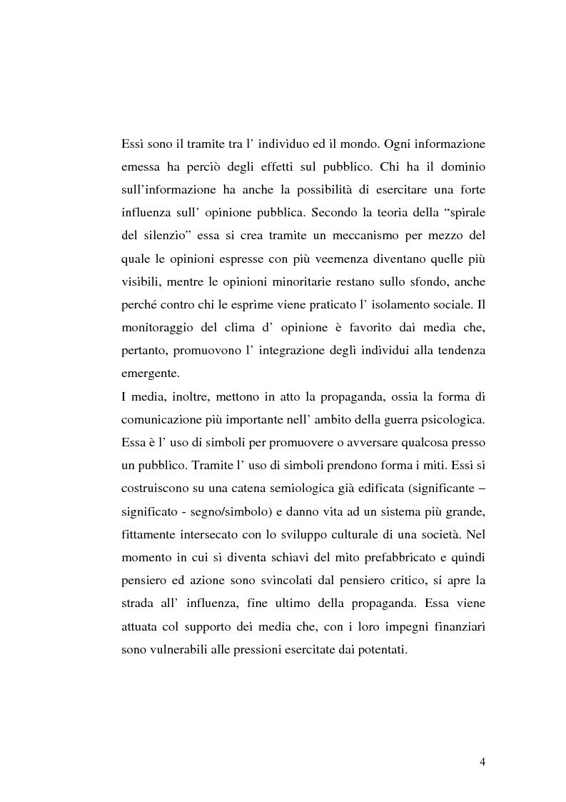 Anteprima della tesi: Strategie interpretative per la costruzione sociale della telerealtà, Pagina 4