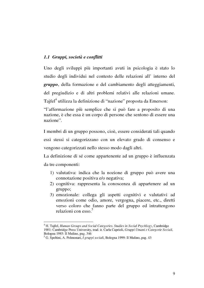 Anteprima della tesi: Strategie interpretative per la costruzione sociale della telerealtà, Pagina 9