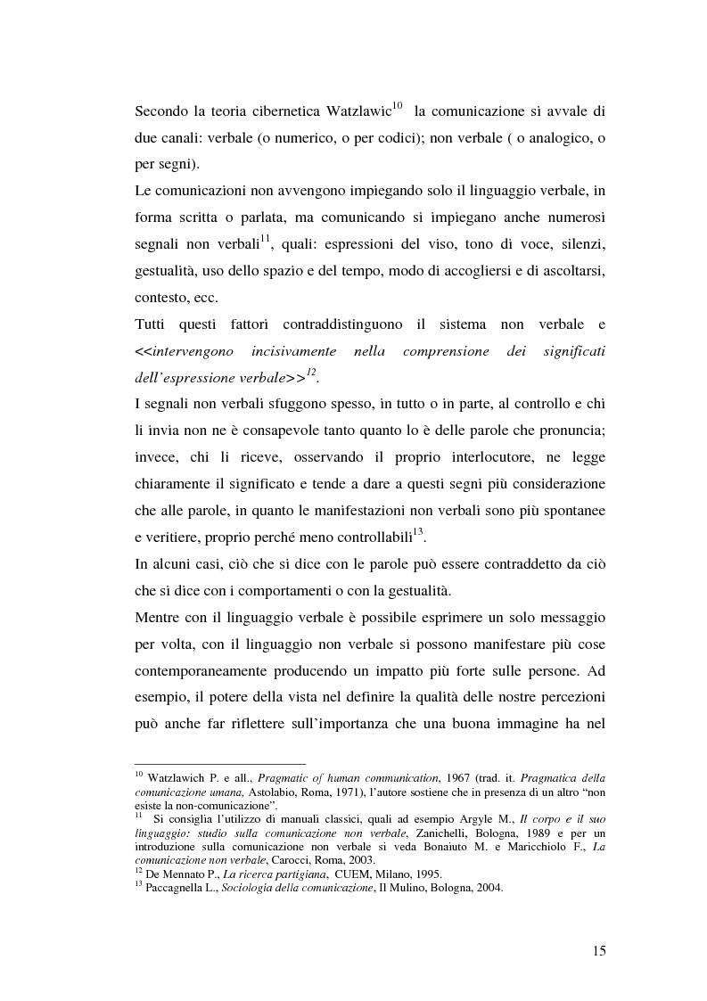 Anteprima della tesi: La comunicazione pubblicitaria delle imprese di servizi, Pagina 11
