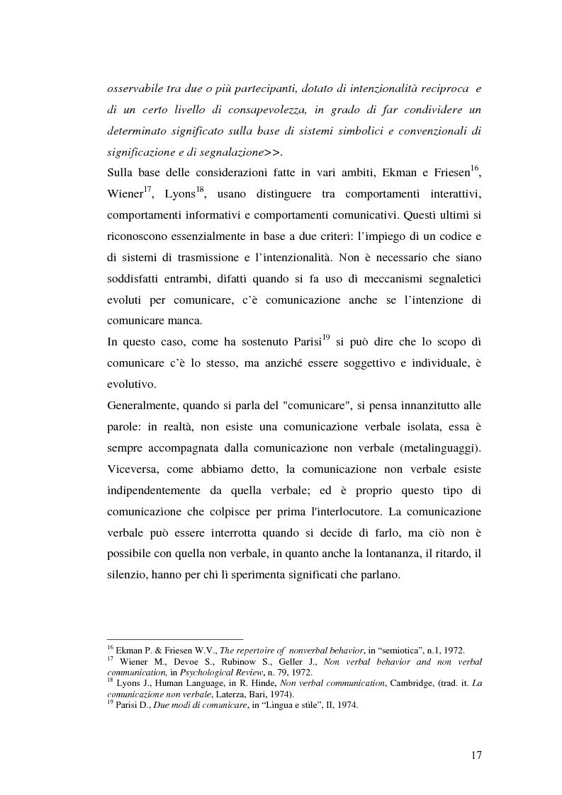 Anteprima della tesi: La comunicazione pubblicitaria delle imprese di servizi, Pagina 13
