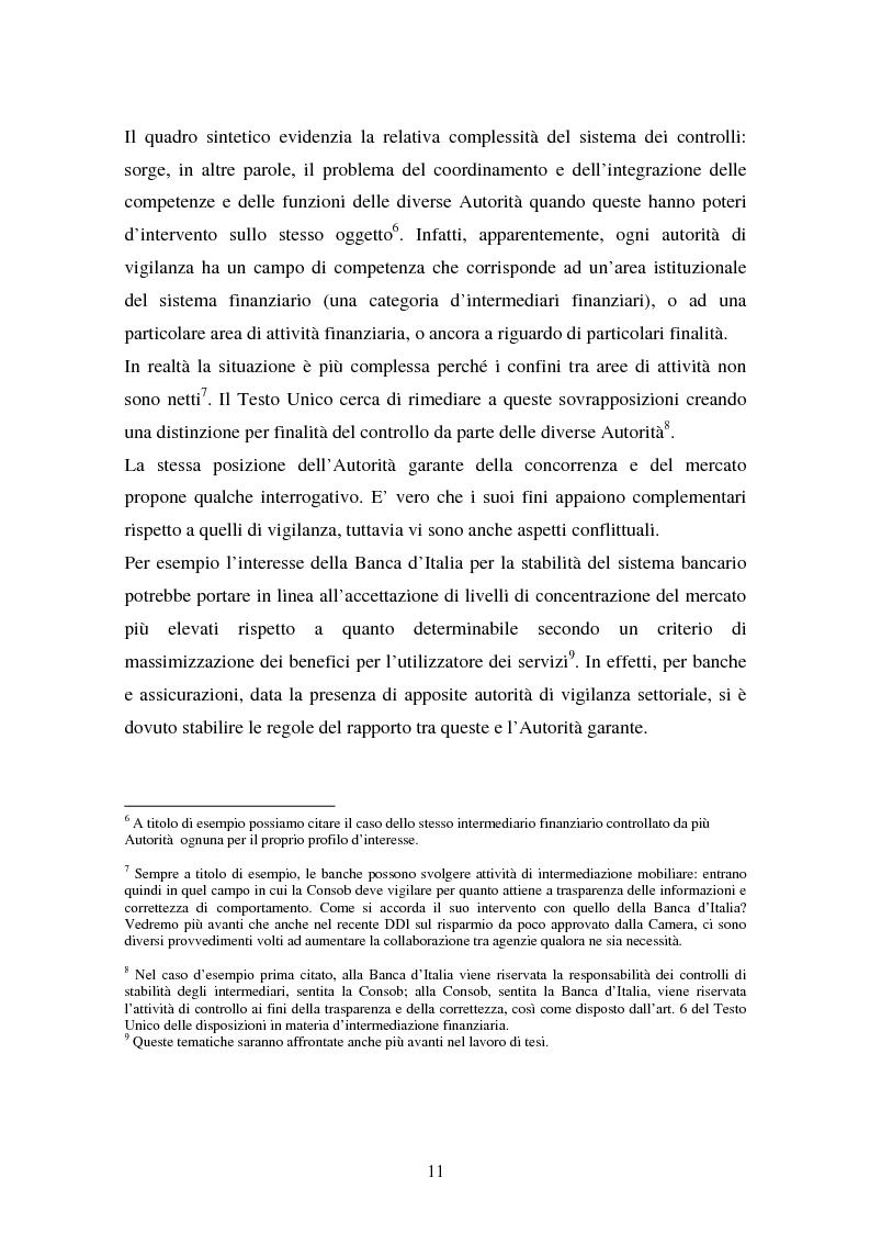 Anteprima della tesi: Il fallimento del sistema dei controlli interni ed esterni nel caso Parmalat, Pagina 11