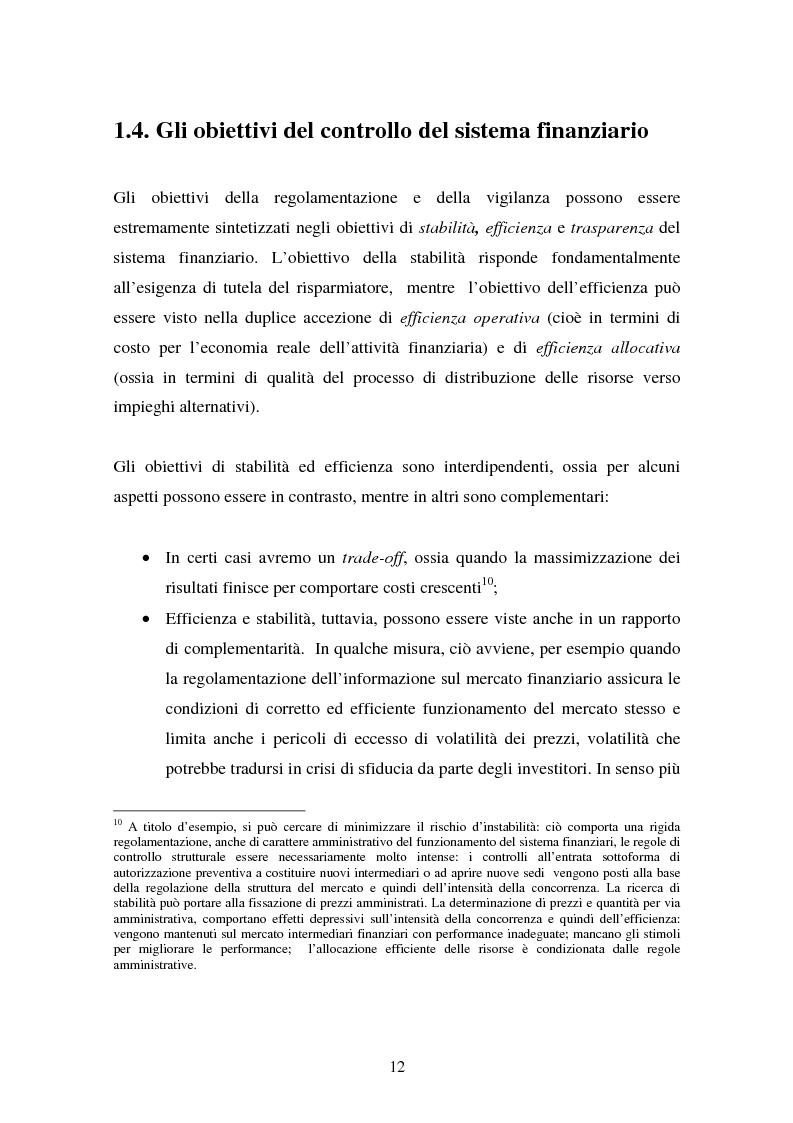 Anteprima della tesi: Il fallimento del sistema dei controlli interni ed esterni nel caso Parmalat, Pagina 12