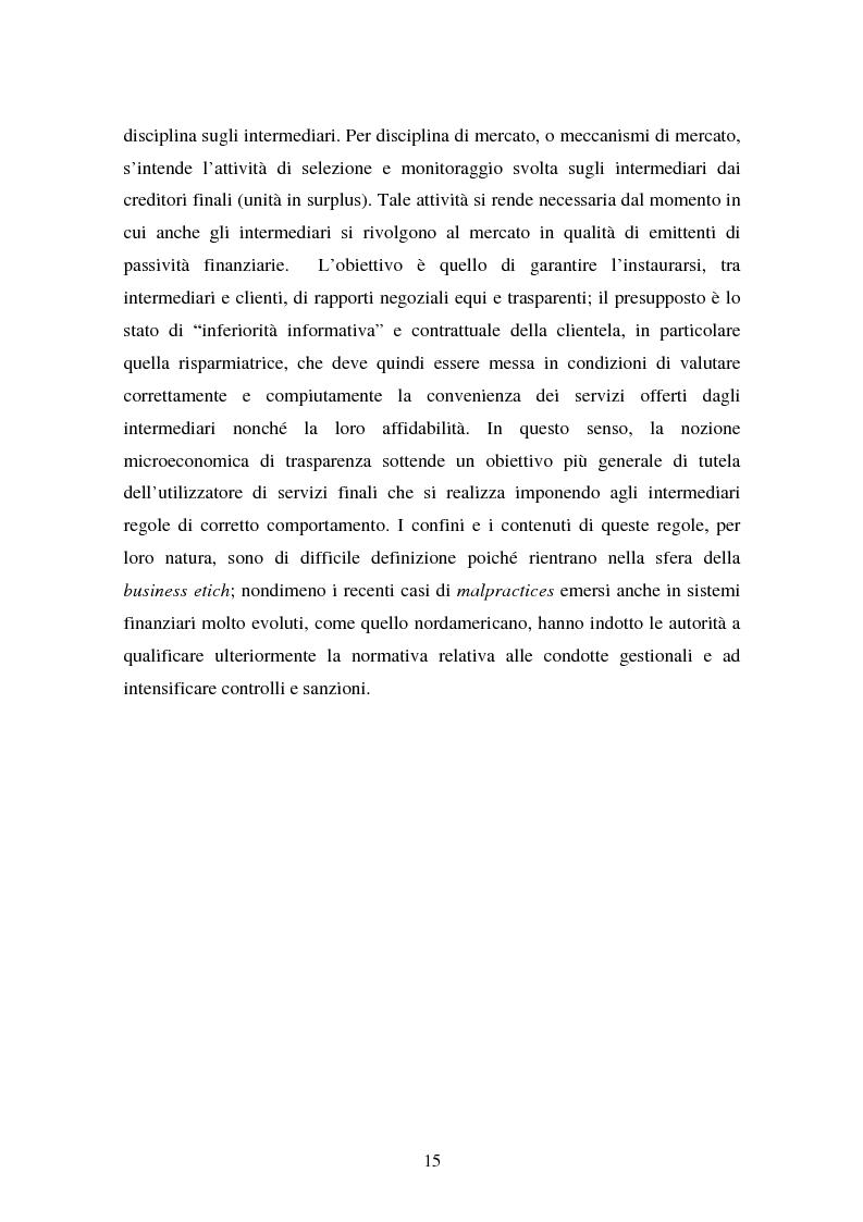 Anteprima della tesi: Il fallimento del sistema dei controlli interni ed esterni nel caso Parmalat, Pagina 15