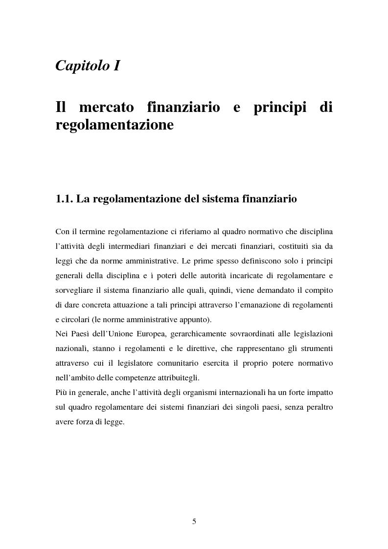 Anteprima della tesi: Il fallimento del sistema dei controlli interni ed esterni nel caso Parmalat, Pagina 5