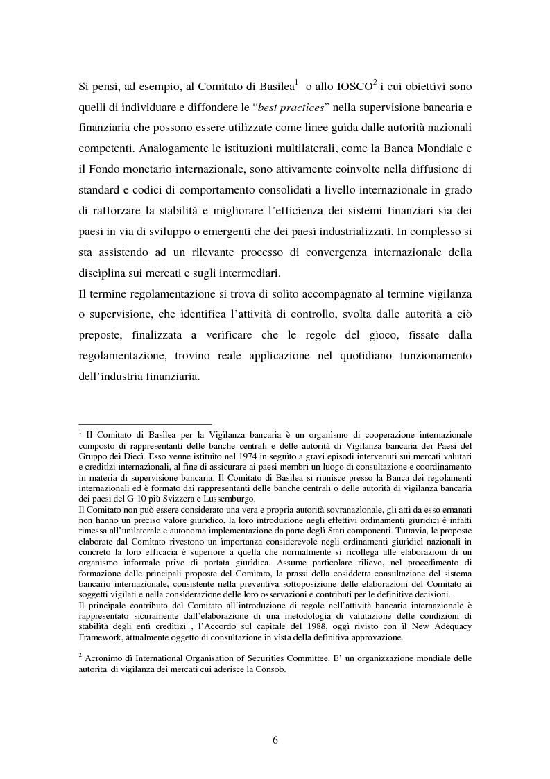 Anteprima della tesi: Il fallimento del sistema dei controlli interni ed esterni nel caso Parmalat, Pagina 6