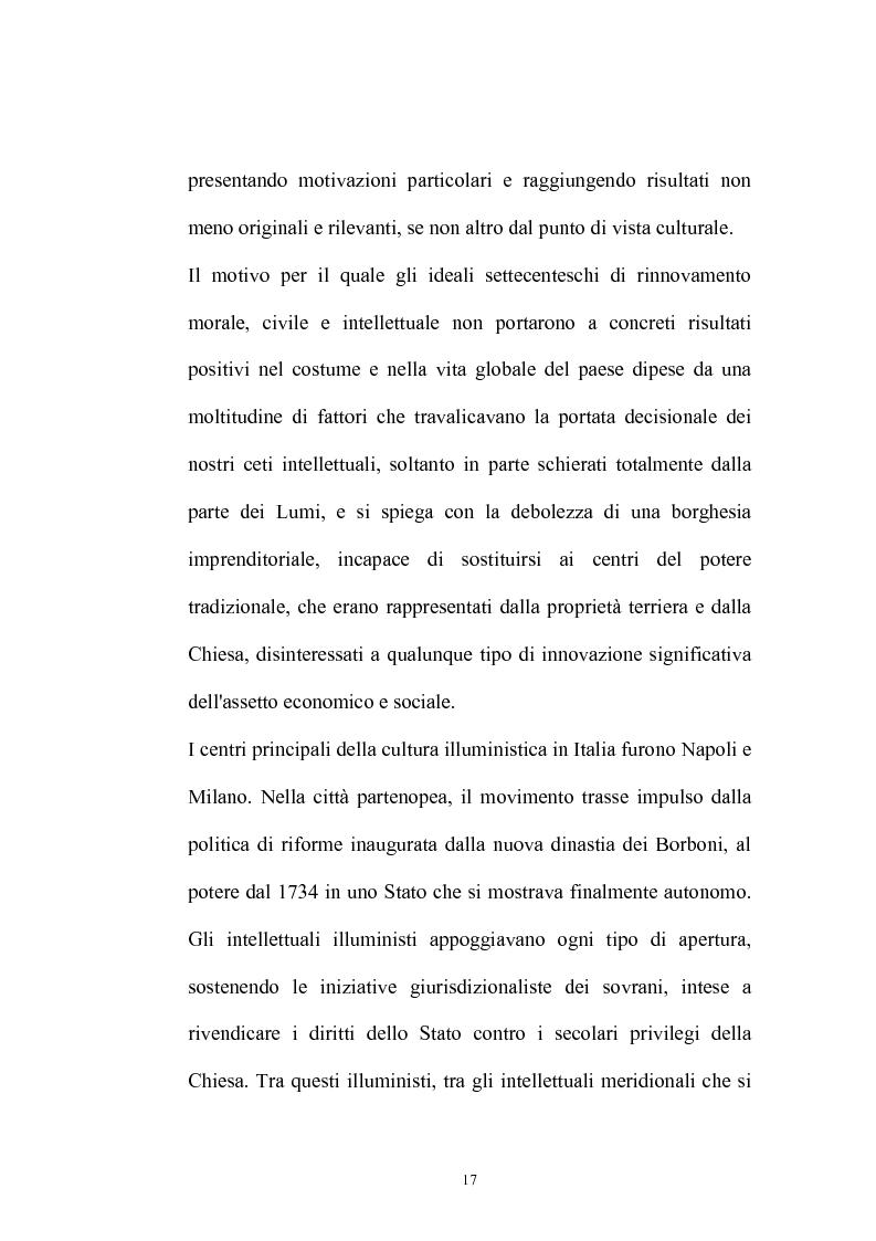 Anteprima della tesi: Il Caffè: discorsi di carattere etico-sociale, Pagina 13