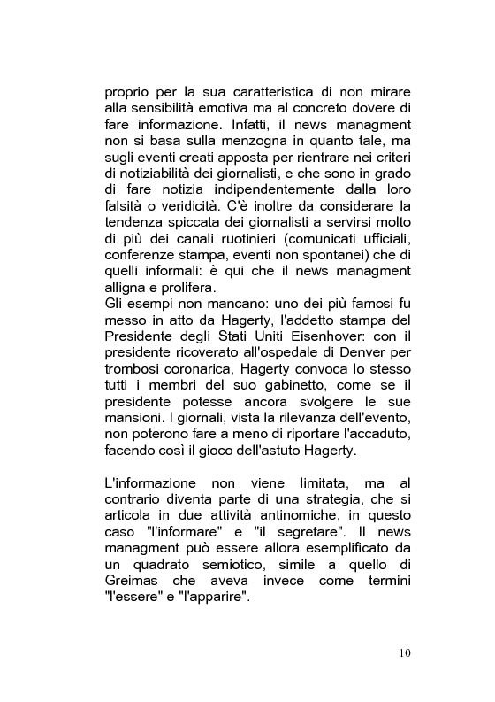 Anteprima della tesi: Giornalismo di guerra: tecniche, evoluzioni, analisi, Pagina 9
