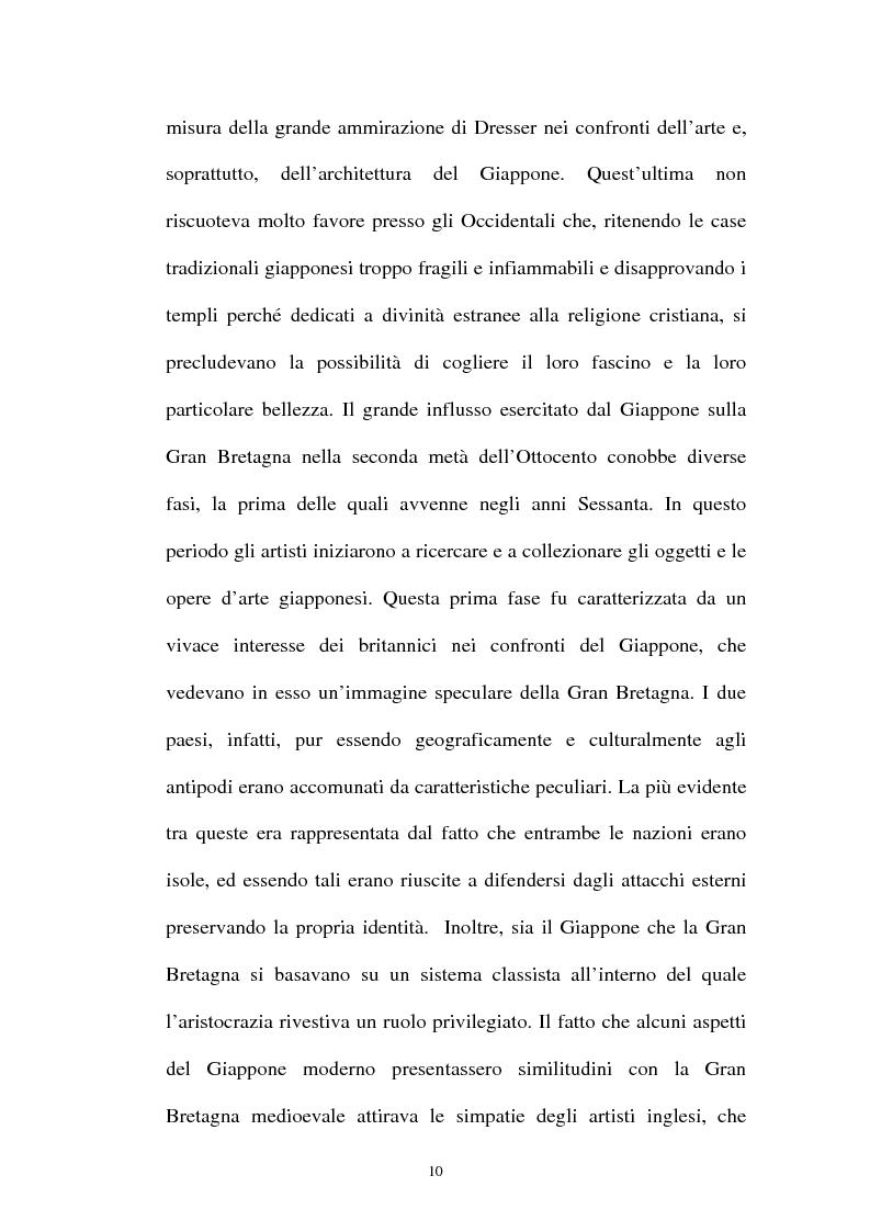 Anteprima della tesi: Il Giapponismo in Aubrey Beardsley, Pagina 10