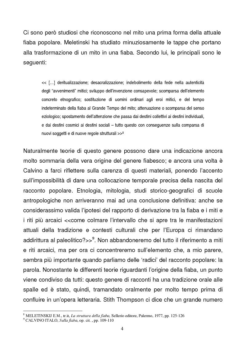 Anteprima della tesi: Tra due mondi: dalla fiaba popolare alle riscritture di Angela Carter in The Bloody Chamber and Other Stories, Pagina 4