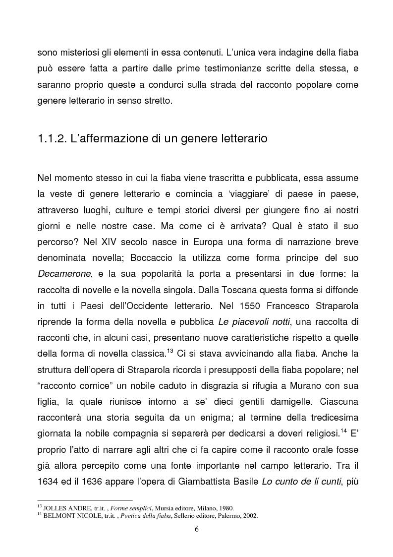 Anteprima della tesi: Tra due mondi: dalla fiaba popolare alle riscritture di Angela Carter in The Bloody Chamber and Other Stories, Pagina 6