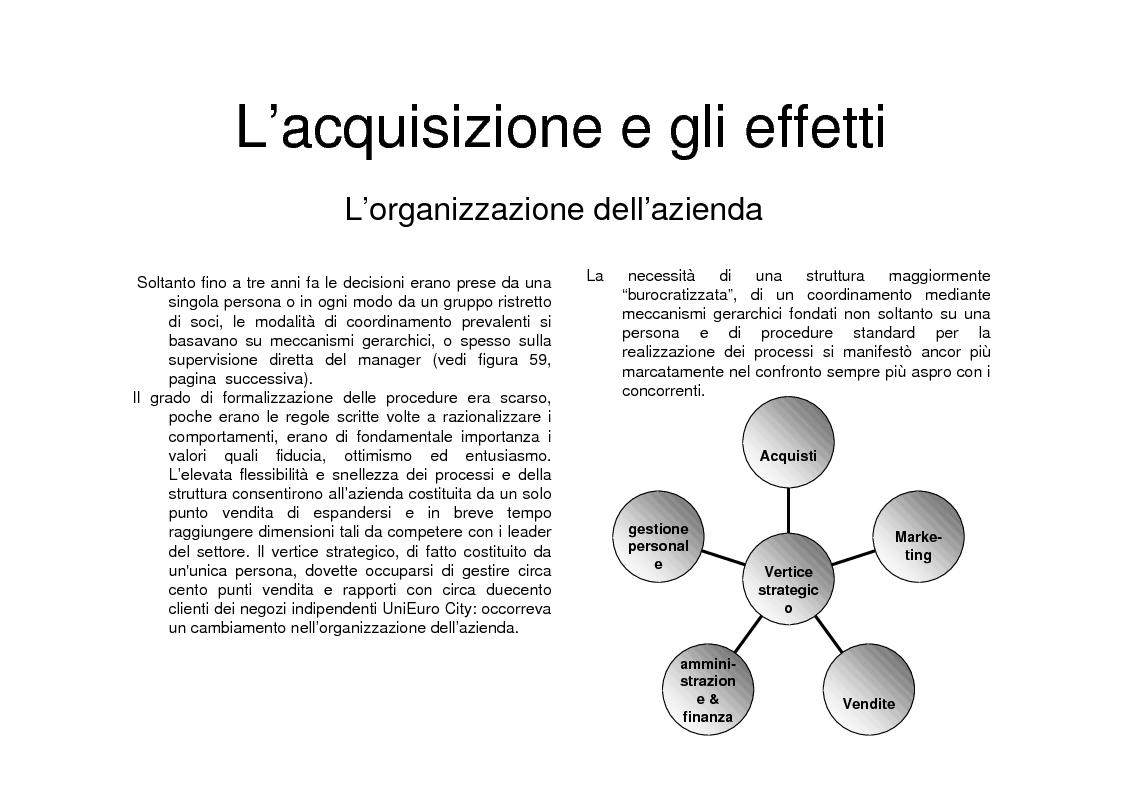 Anteprima della tesi: La grande distribuzione specializzata nell'elettronica di consumo. Il caso UniEuro - Dixons., Pagina 6