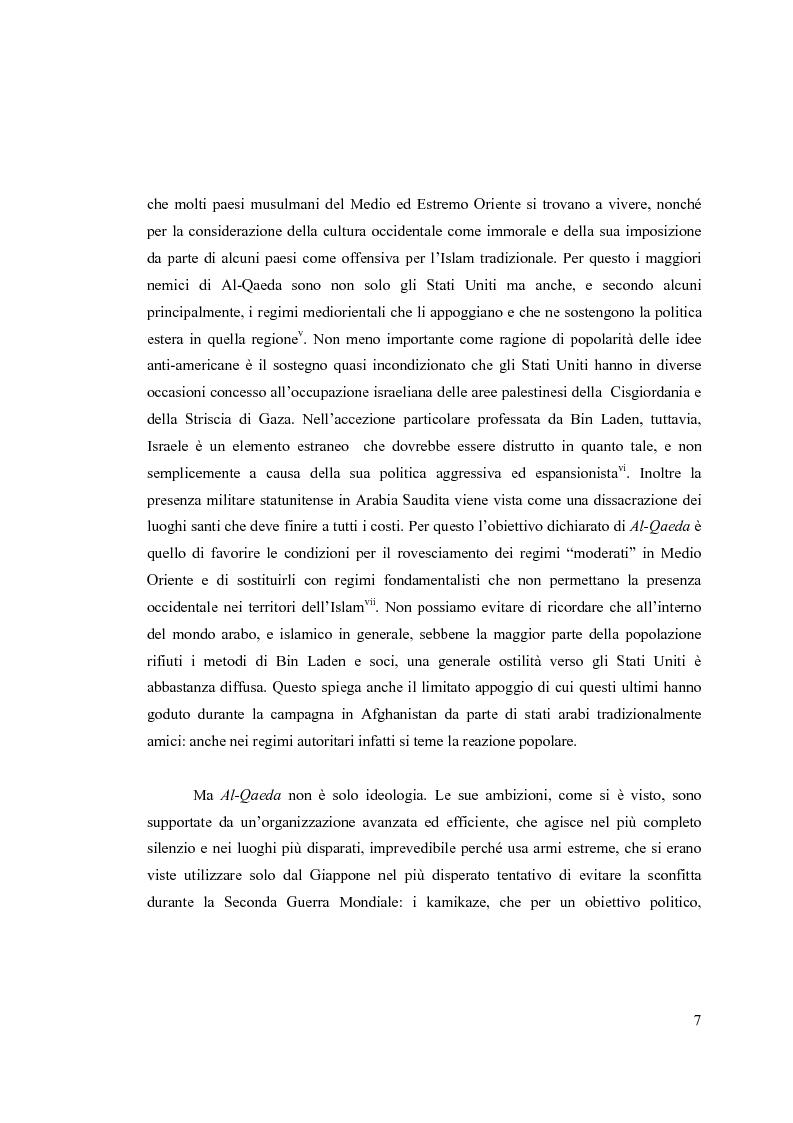 Anteprima della tesi: Il National Security Strategy 2002: Una nuova Grand Strategy americana?, Pagina 4
