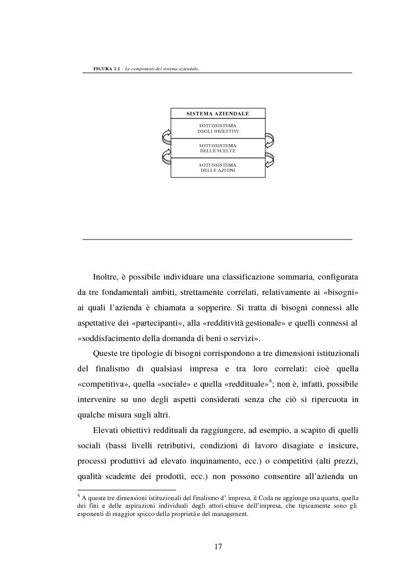 Anteprima della tesi: Crisi d'impresa. Processi degenerativi, strumenti di diagnosi e misure di prevenzione., Pagina 10
