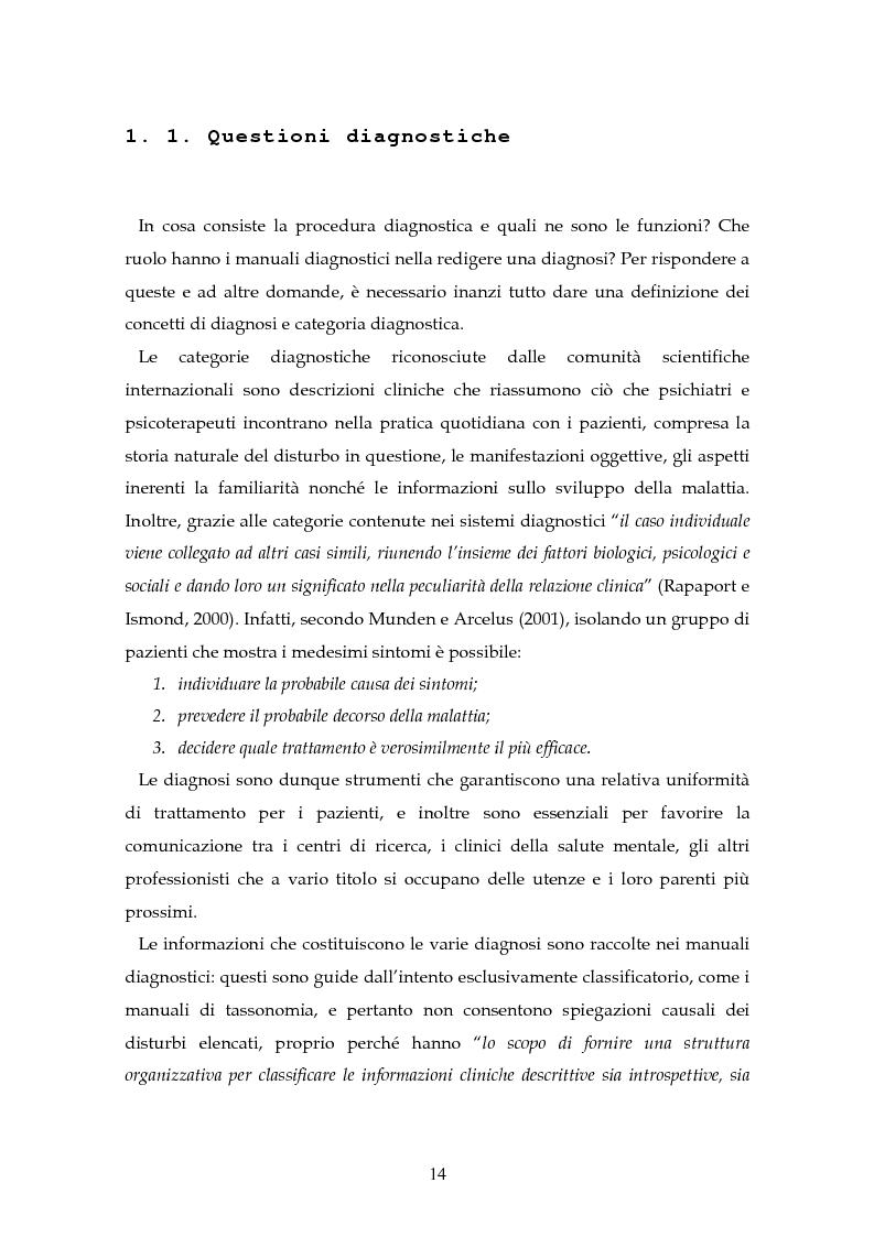 Anteprima della tesi: Il disturbo da deficit d'attenzione/iperattività: analisi della letteratura, Pagina 11