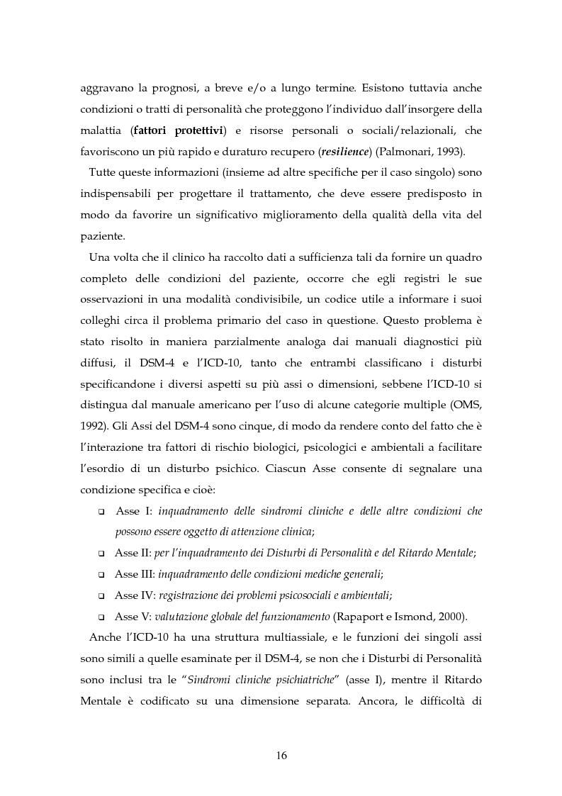 Anteprima della tesi: Il disturbo da deficit d'attenzione/iperattività: analisi della letteratura, Pagina 13