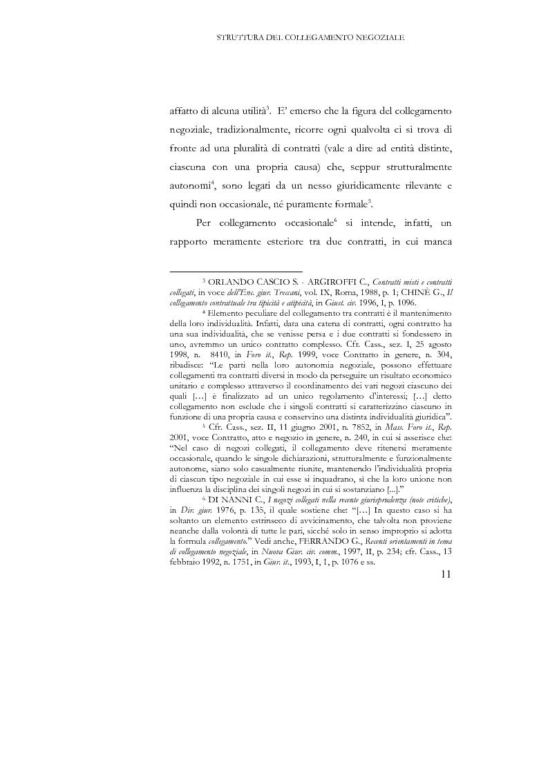Anteprima della tesi: I negozi collegati, Pagina 11