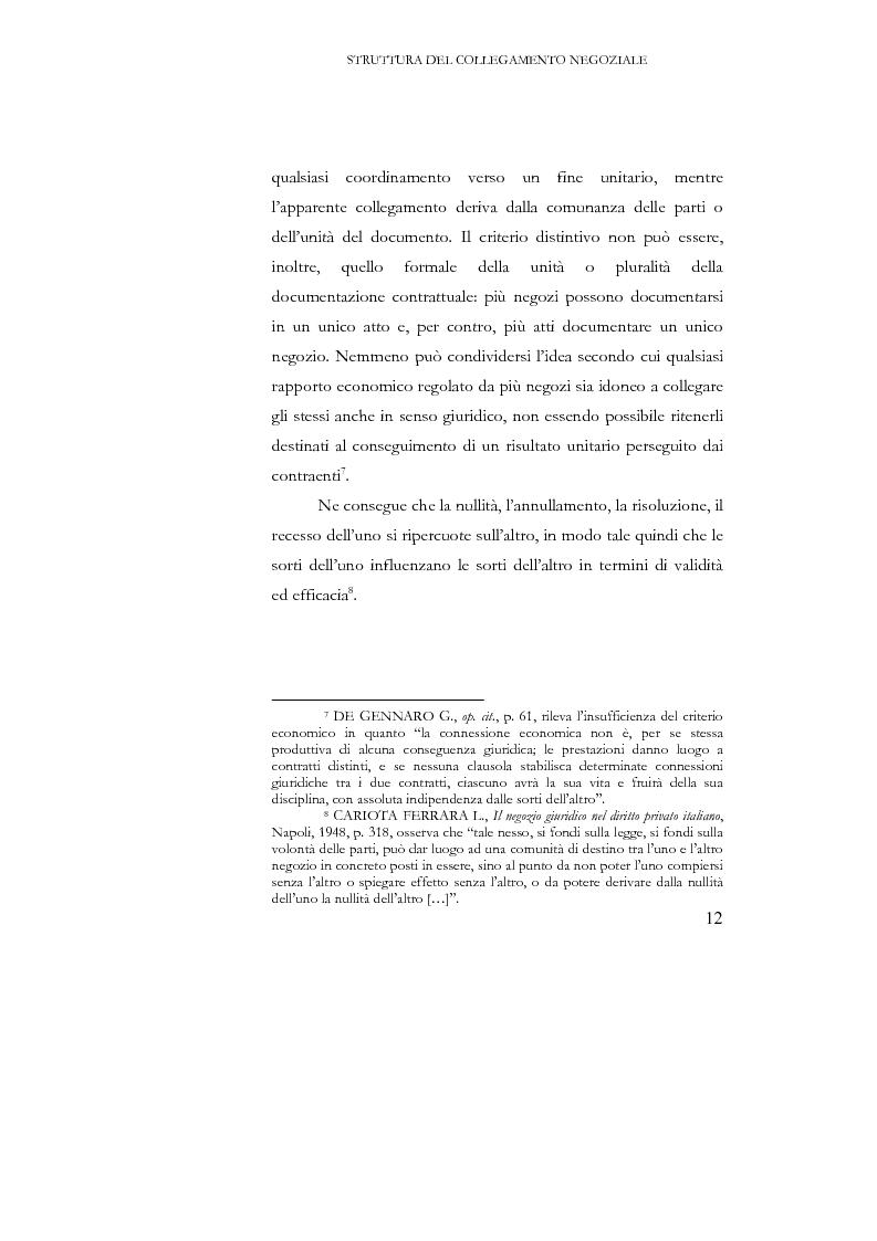 Anteprima della tesi: I negozi collegati, Pagina 12