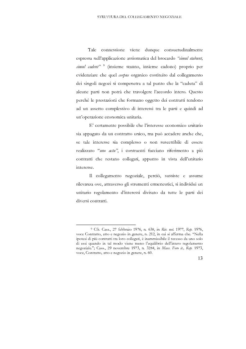 Anteprima della tesi: I negozi collegati, Pagina 13