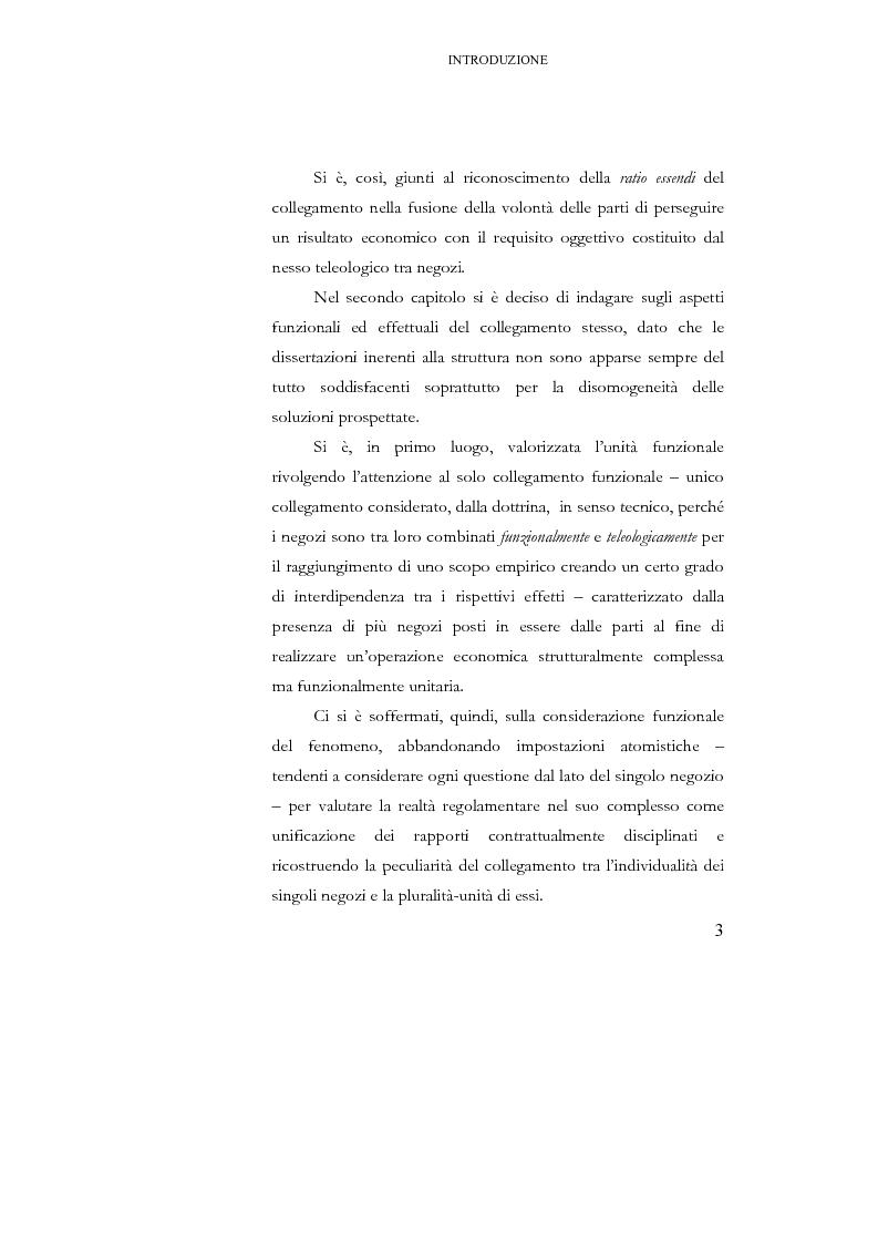 Anteprima della tesi: I negozi collegati, Pagina 3
