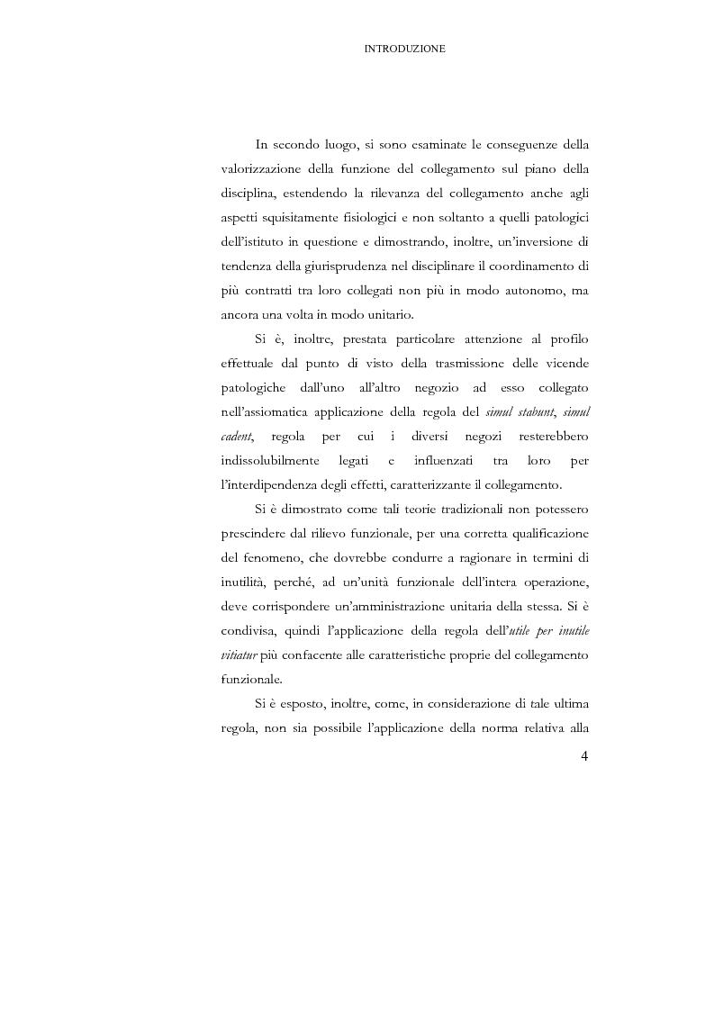 Anteprima della tesi: I negozi collegati, Pagina 4