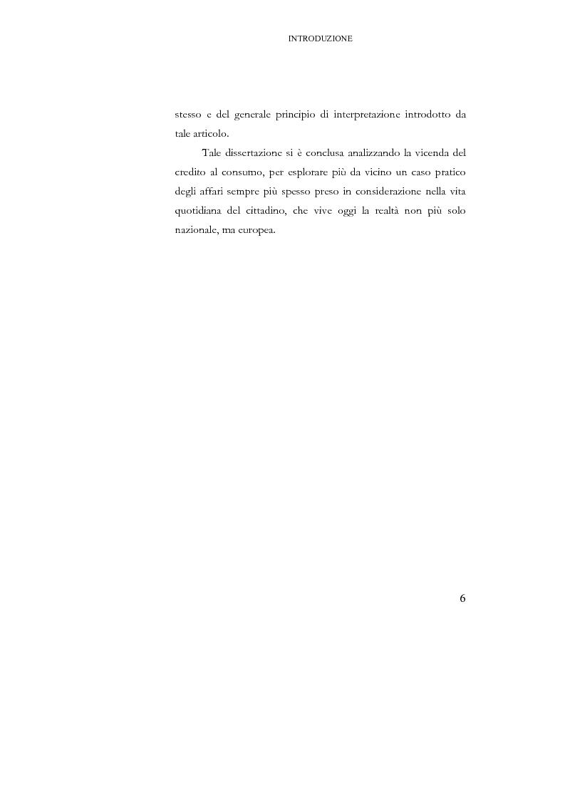 Anteprima della tesi: I negozi collegati, Pagina 6